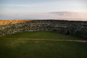 Equinox at the Grianán March 2013